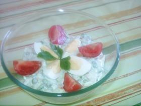 Francia saláta, ahogyan én készítem