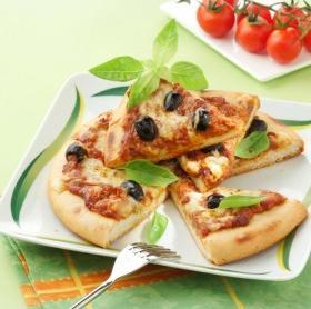 Pizza bolognai húsraguval