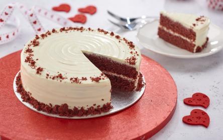 Vörösbársony torta