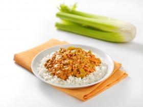 Ázsiai joghurtos sertéshús zöldségekkel
