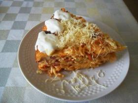 Spagetti torta