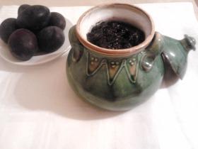 Házi tökéletes szilvalekvár (cukormentes)