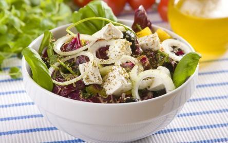 Görög saláta másképp