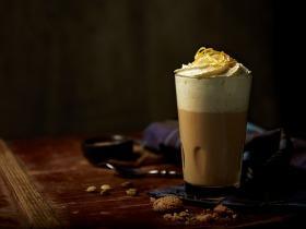 Fűszeres tea latte