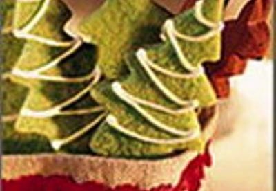 Fenyőfa süti