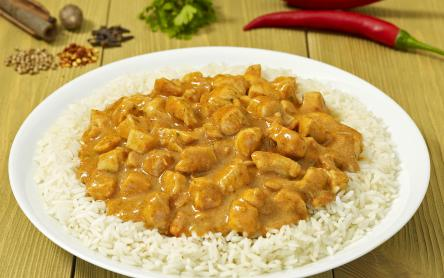 Ázsiai joghurtos csirke