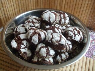 Csokoládés puszedlik