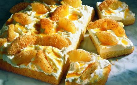 Ananászos sütemény