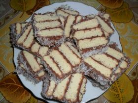 Zebra keksz