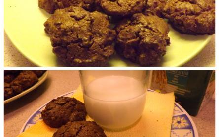 Laktózmentes Csokis puszedli