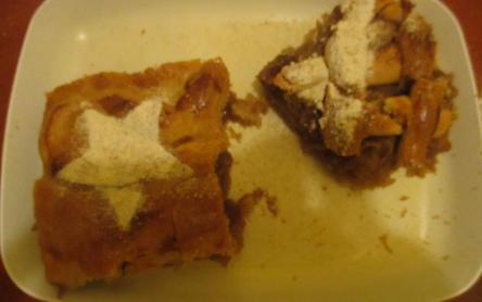 Almás pite házilag