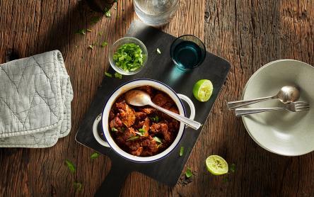 Mexikói barbacoa marharagu
