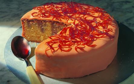 Puncsos torta