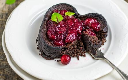 Valentin Napi Mindenmentes Csokis Pite - Iklódi Dóra konyhájából
