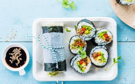 Sushi tekercs
