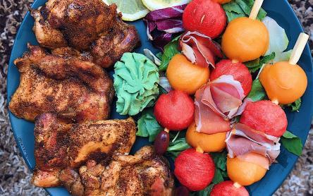 Gyümölcssaslik - Görbe Pali konyhájából