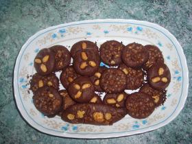 Flamand csokis tallérok