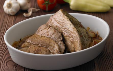 Sült hús (sertéssült)