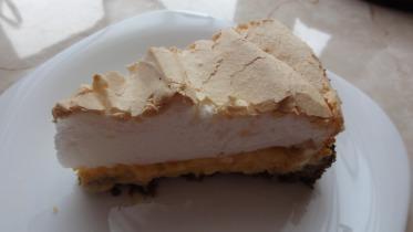 Amerikai citromos pite