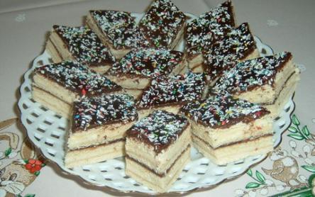 Mézes sütemény