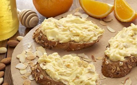 Narancsos-mandulás szendvicskrém