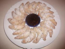 Hókifli (ecetes tésztás sütemény)