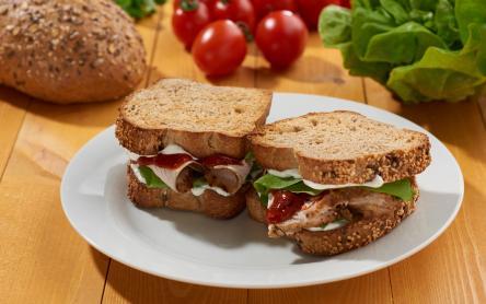 Gyros szendvics
