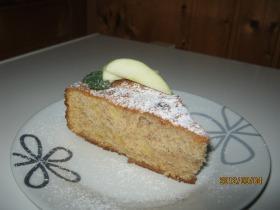 Zsani alma tortája