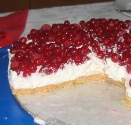 Sajttorta sütés nélkül