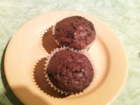 Csokipasztillás muffin