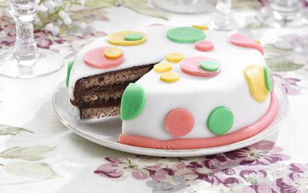 Csokoládékrém-torta
