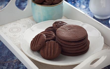 Csokis kekszek