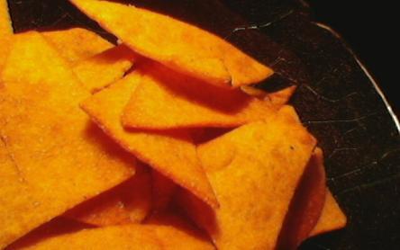 Tortilla chips házilag (olcsóbb mint a bolti)