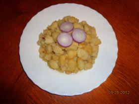 Krumplis gánica