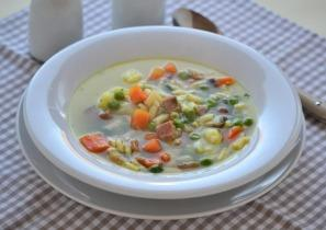 Gyors húsvéti leves