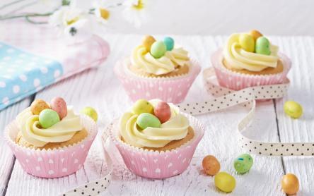 Rama Húsvéti Nyuszifészek muffin