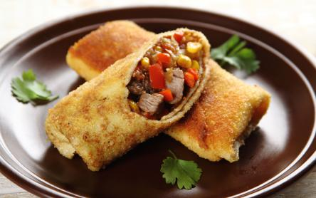 Mexikói marhahúsos krokett