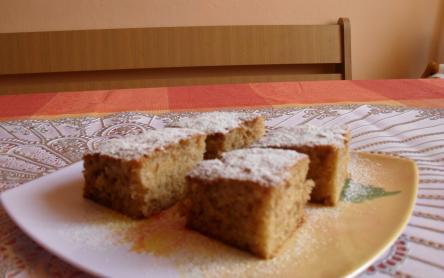 Egyszerű almás süti