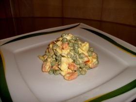 Tojásos saláta