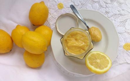 Angol citromkrém (Lemon Curd)