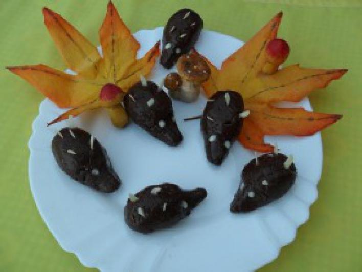 Kakaós sünike