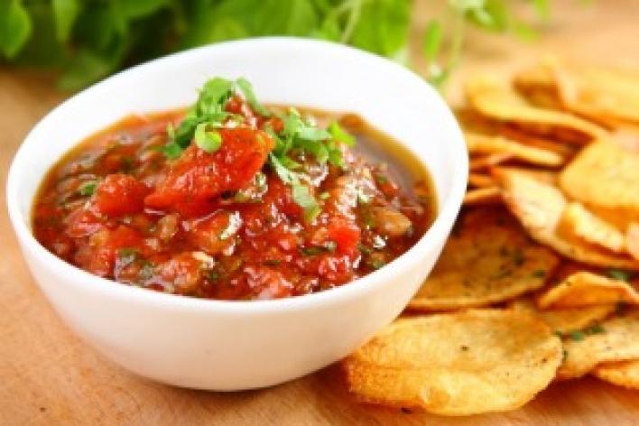 Texasi salsa