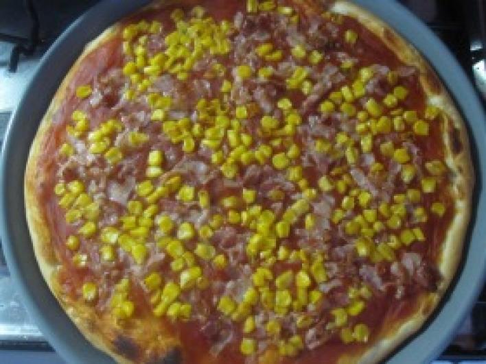 Pizza alaptészta
