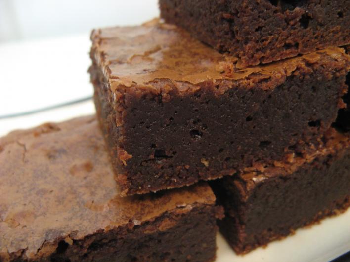 Egyszerű és finom brownie