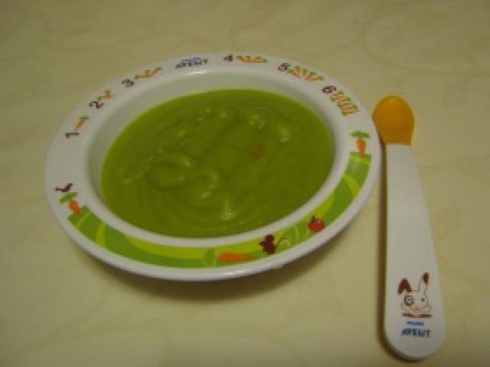 Vegyes zöldségfőzelék nemcsak babáknak