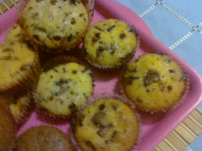 Sztracsis muffin