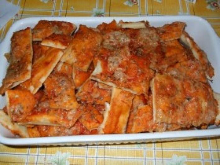 Pizzás rúd