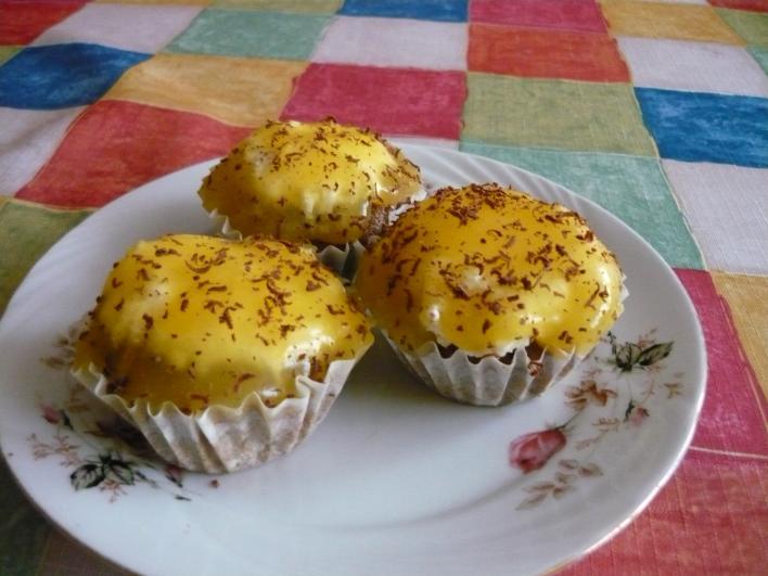 Üdítős muffin