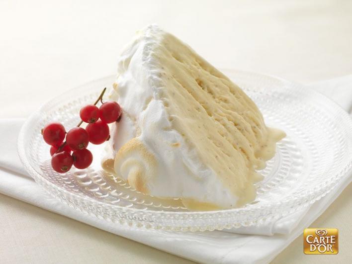 Sült vaníliás desszert