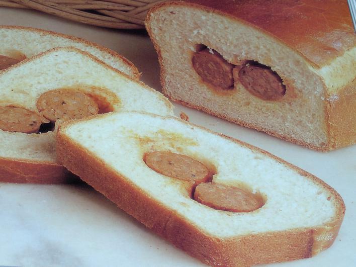Virslis-zsályás kenyér